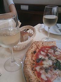 テラコランチ ピザ