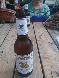 テラコランチ 信はービール