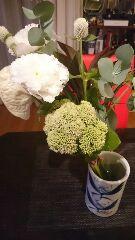 7周年お祝い花3