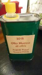 2018オリーブオイル