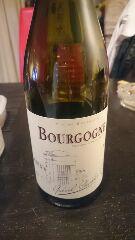 ブルゴーニュの赤ワイン