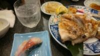 桃太郎鮨兜焼き