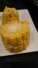北海道のトウモロコシ