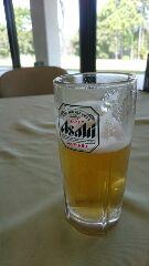 ゴルフランチビール