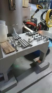 柳田さん蒸留器工具