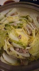 白菜豚バラ