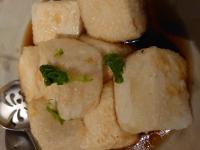 手造り揚げ出し豆腐