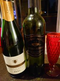 プレお祝いワイン&泡